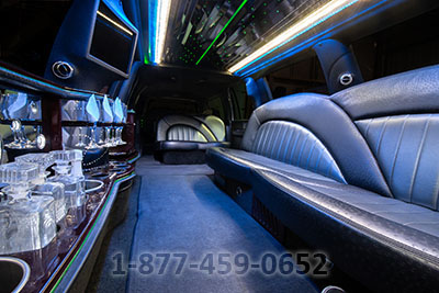 Our Fleet Toronto Party Bus Rentals