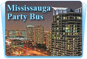 Mississauga Party Bus Rentals